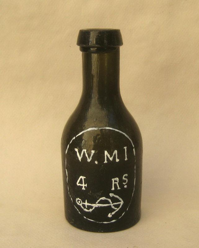 Australian Antique Bottle Collector